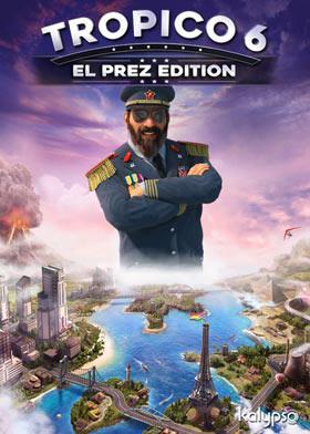 Nexway Tropico 6 El Prez Edition, PC vídeo juego Especial Español