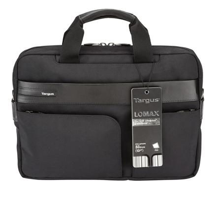 """Targus TBT236EU notebook case 33.8 cm (13.3"""") Briefcase Black"""