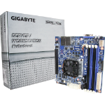 Gigabyte MB10-DS1 BGA 1667 Mini-ITX server/workstation motherboard