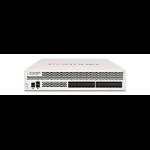 Fortinet FortiGate 3100D hardware firewall 80000 Mbit/s 2U