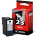 Lexmark 18C1523E (23) Printhead black, 215 pages