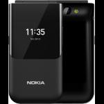 """Nokia 2720 Flip 7,11 cm (2.8"""") 118 g Zwart"""