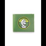 Nintendo Super Mario Luigi Bifold Wallet Green Faux leather