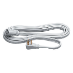 "Fellowes 99595 power cable White 107.9"" (2.74 m)"