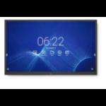 "NEC MultiSync CB651Q Interactive flat panel 165.1 cm (65"") LED 4K Ultra HD Black Touchscreen"