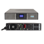 Eaton 9PX 3000RTN 3000VA Double-conversion (Online) 3000VA 7AC outlet(s) Rackmount/Tower Black,Silver uninterruptible power supply (UPS)