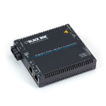 Black Box LGC5211A network media converter 1000 Mbit/s 850 nm Multi-mode