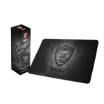 MSI GF9-V000002-EB9 Gaming mouse pad Black mouse pad