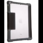 """STM dux 7.9"""" Flip case Black,Transparent"""