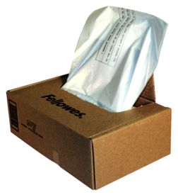 Powershred Waste Bags For C-420and C-480 Series Shredders