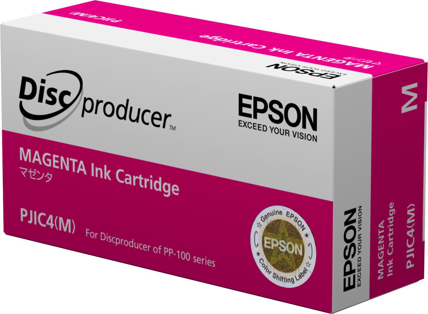 Epson Cartucho Discproducer magenta (cantidad mínima=10)