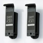 Flexson FLXS1WM2021 speaker mount Wall Black