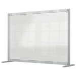 Nobo 1915490 magnetic board Gray, Transparent