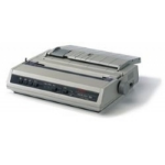 OKI MICROLINE 186 375cps 240 x 216DPI dot matrix printer