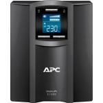 APC Smart-UPS Line-Interactive 1000VA 8AC outlet(s) Black uninterruptible power supply (UPS)