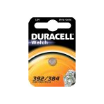 Duracell 392/384 Silver-Oxide (S) 1.5V non-rechargeable battery