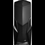 Aerocool Cruisestar Advance Midi-Tower Black computer case