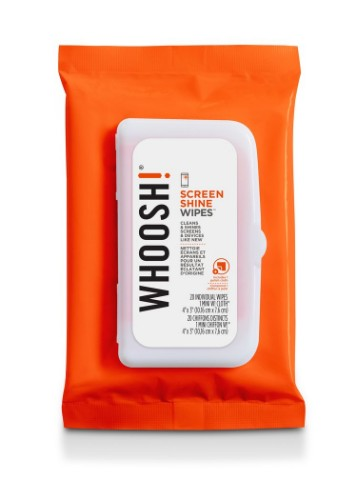 WHOOSH! 1FG20WPENFR equipment cleansing kit Equipment cleansing wipes Mobile phone/Smartphone