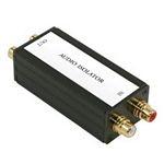 C2G Stereo Audio Isolation Transformer Black