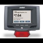"""Zebra MK500 0.52GHz 3.5"""" 320 x 240pixels Touchscreen Black POS terminal"""