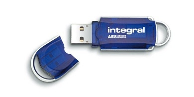 Office Supplies Integral 32GB Courier AES