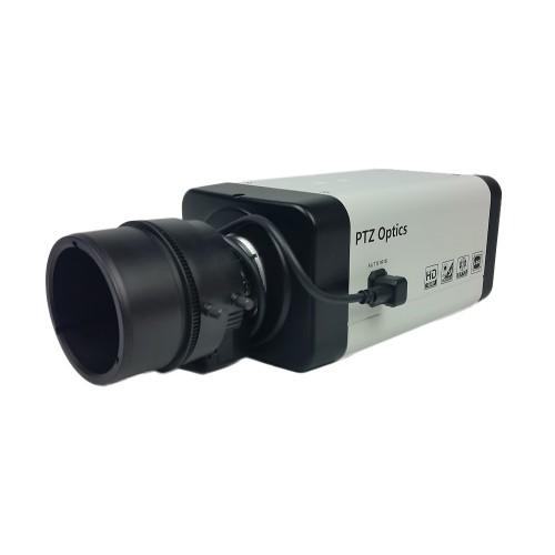 PTZOptics NDI ZCam-VL 2.07 MP Black, White 1920 x 1080 pixels 60 fps CMOS 25.4 / 2.7 mm (1 / 2.7