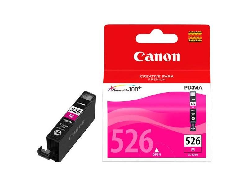 Canon CLI-526 M Original Magenta 1 pieza(s)