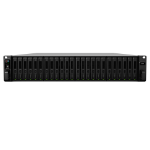 Synology FlashStation FS3600 data-opslag-server NAS Rack (2U) Ethernet LAN Zwart D-1567