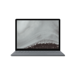 "Microsoft Surface Laptop Laptop2 Platinum Notebook 34.3 cm (13.5"") 2256 x 1504 pixels Touchscreen 8th gen Intel® Core™ i7 8 GB 256 GB SSD Windows 10 Pro"