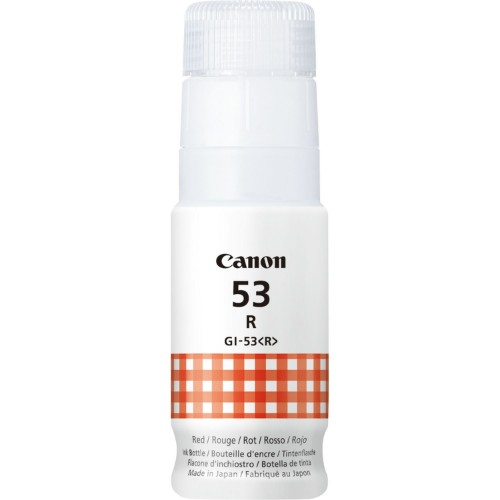 Canon 4717C001 (GI-53 R) Ink bottle Others, 3K pages, 60ml