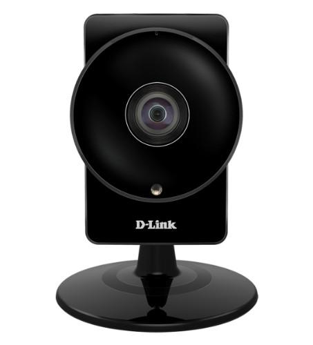D-Link DCS-960L Indoor Black 1280 x 720pixels security camera