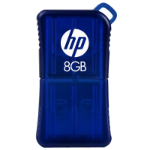 PNY HP v165w 8GB 8GB USB 2.0 Type-A Blue USB flash drive