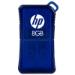 PNY HP v165w 8GB 8GB USB 2.0 Type-A Blue USB flash drive