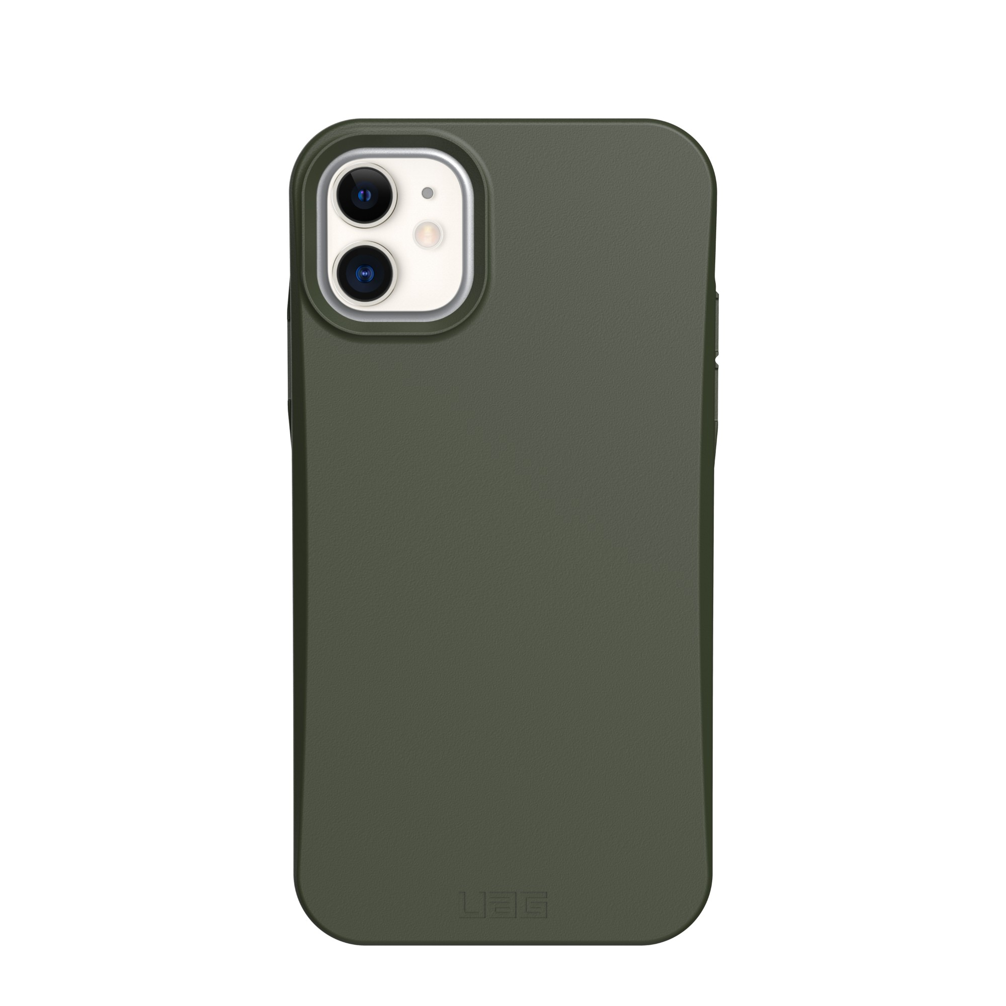 "Urban Armor Gear Biodegradable Outback funda para teléfono móvil 15,5 cm (6.1"") Oliva"