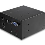 StarTech.com MOD4AVHD bridge voor AV-conferenties 3840 x 2160 Pixels Ethernet LAN Zwart