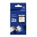 Brother TZE-PR254 label-making tape White