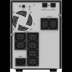 PowerWalker VI 1000T/HID uninterruptible power supply (UPS) Line-Interactive 1000 VA 700 W 8 AC outlet(s)