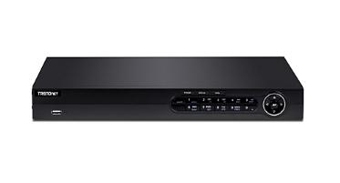 Trendnet TV-NVR2216D4 Black network video recorder