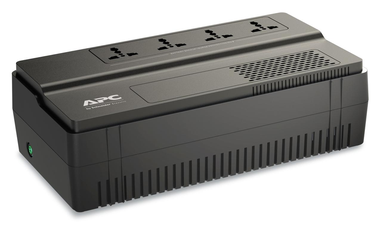 APC BV650I-MS sistema de alimentación ininterrumpida (UPS) Línea interactiva 650 VA 375 W