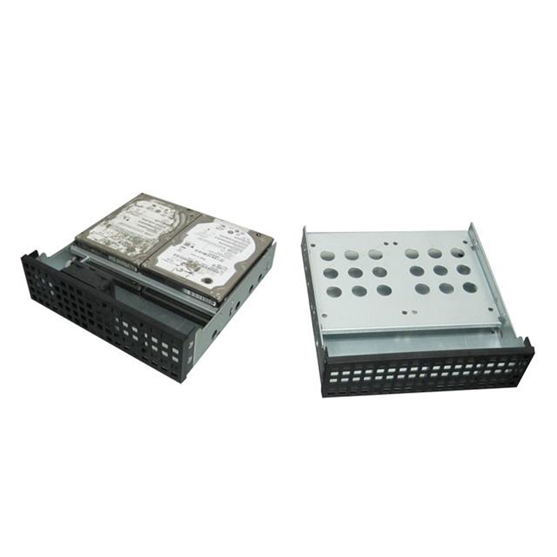 TGC SATA 5.25' to 2.5' HDD Converter with 2 Fans