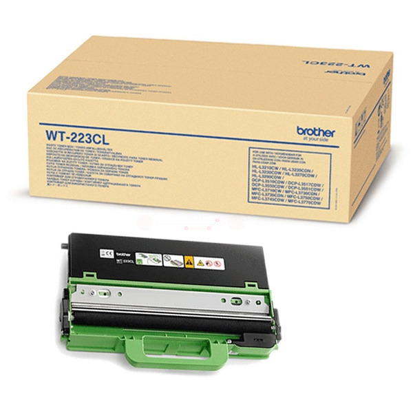 Brother WT-223CL Toner waste box, 50K pages