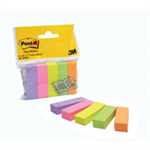 Post-It PAGE MARKER 15X50MM NEON
