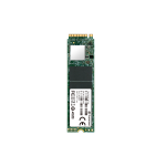 Transcend 110S internal solid state drive M.2 128 GB PCI Express 3.0 3D TLC NVMe