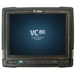 """Zebra VC80 1.33GHz 10.4"""" 1024 x 768pixels Touchscreen Black POS terminal"""