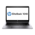 "HP EliteBook Folio 1040 G2 2.6GHz i7-5600U 14"" 1920 x 1080pixels Touchscreen 3G 4G Silver Notebook"