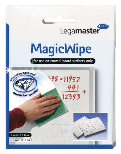Legamaster MagicWipe eraser 2pcs
