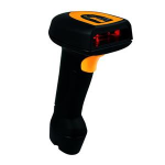 Wasp WWS800 Barcode Scanner with USB Base CCD Black