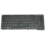 HP 613332-031 QWERTY English Black keyboard