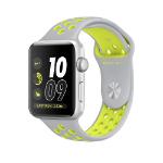 Apple Watch Nike+ OLED GPS (satellite) Silver smartwatch