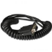 Honeywell CBL-020-300-C00 cable de serie Negro 3 m RS232 DB9